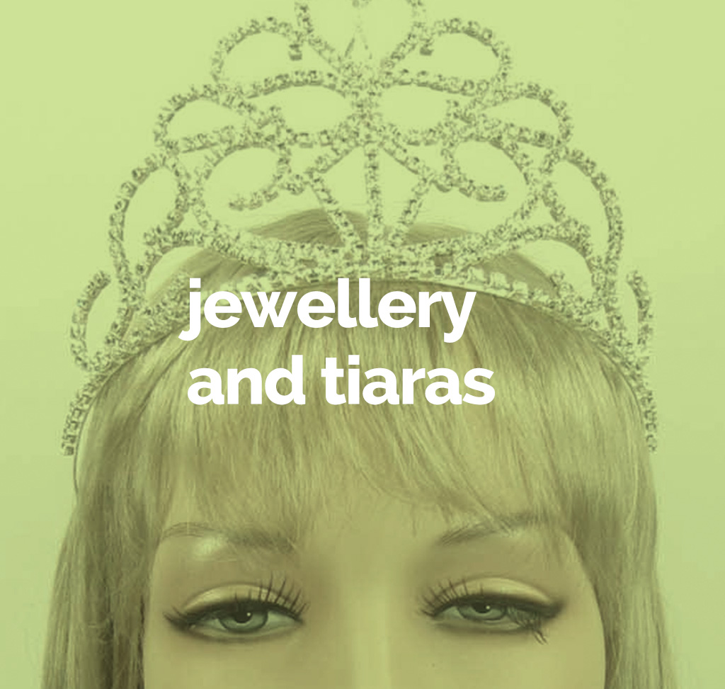 jewlery and tiaras