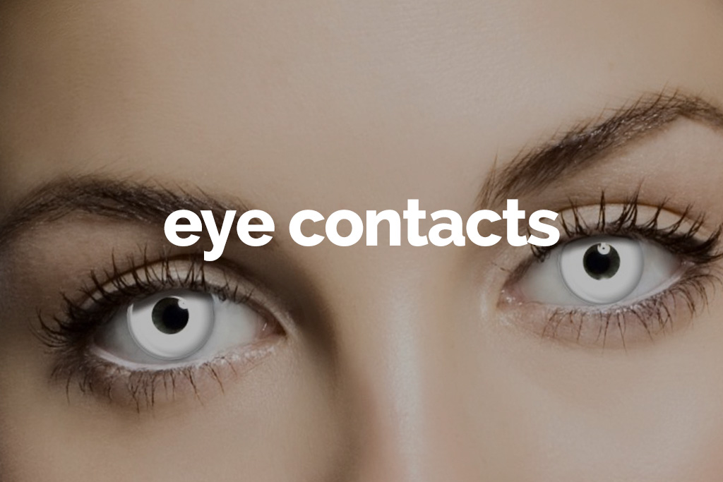 eye contacts