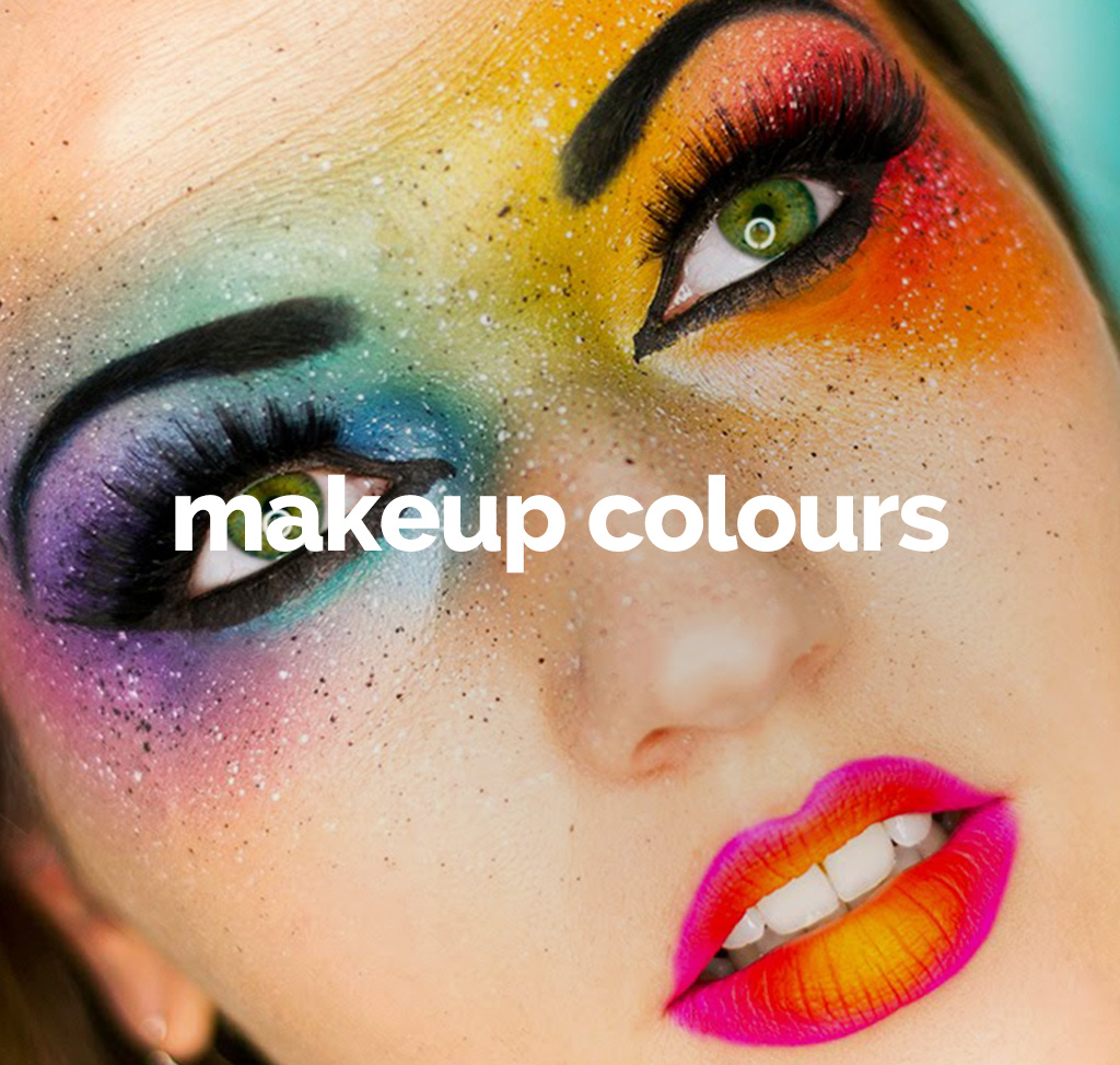 make up colours