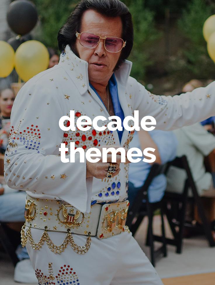 decade themes
