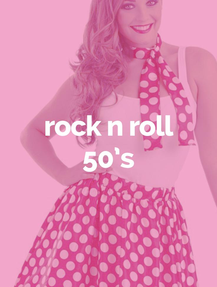 rock n roll 50s