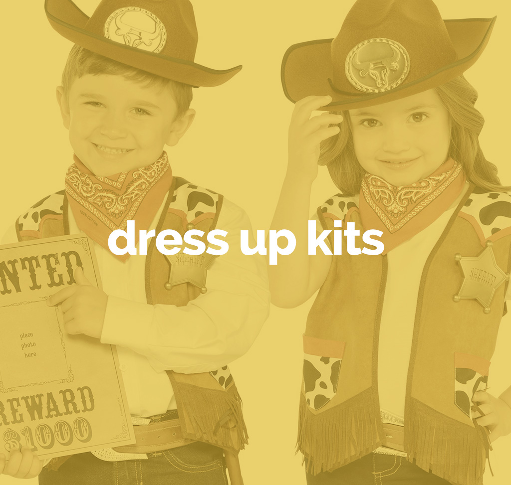 dress up kits