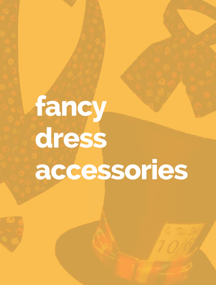 fancy dress accessories