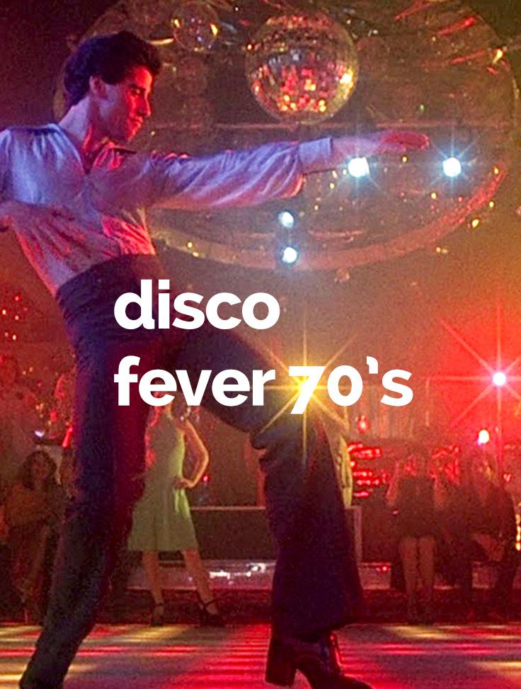 disco fever 70s