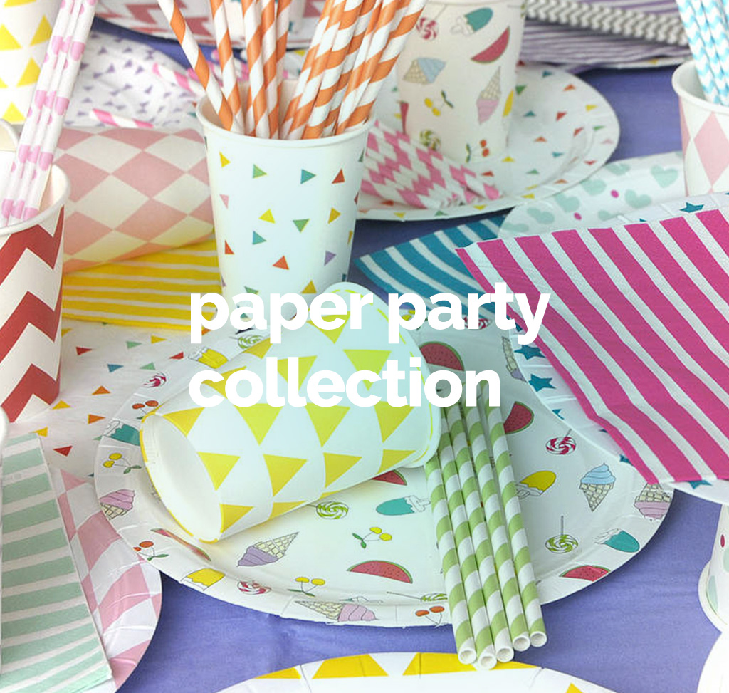 paper party collection