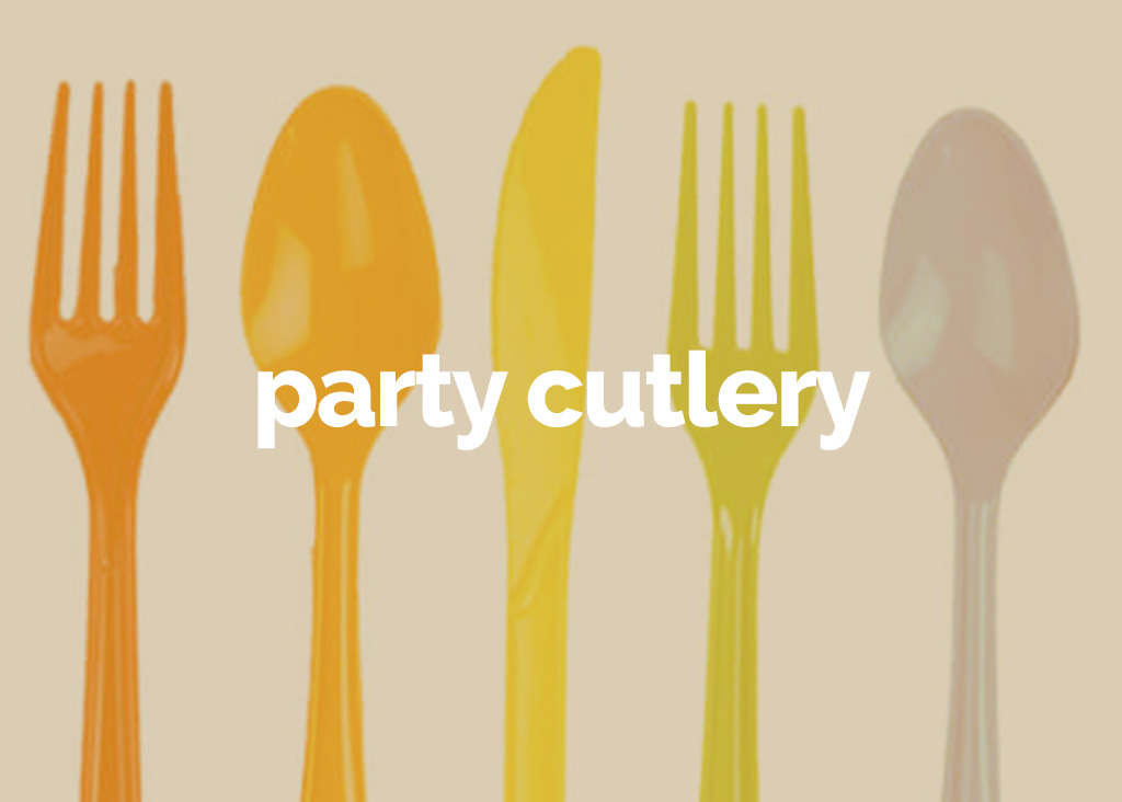 party cutlery